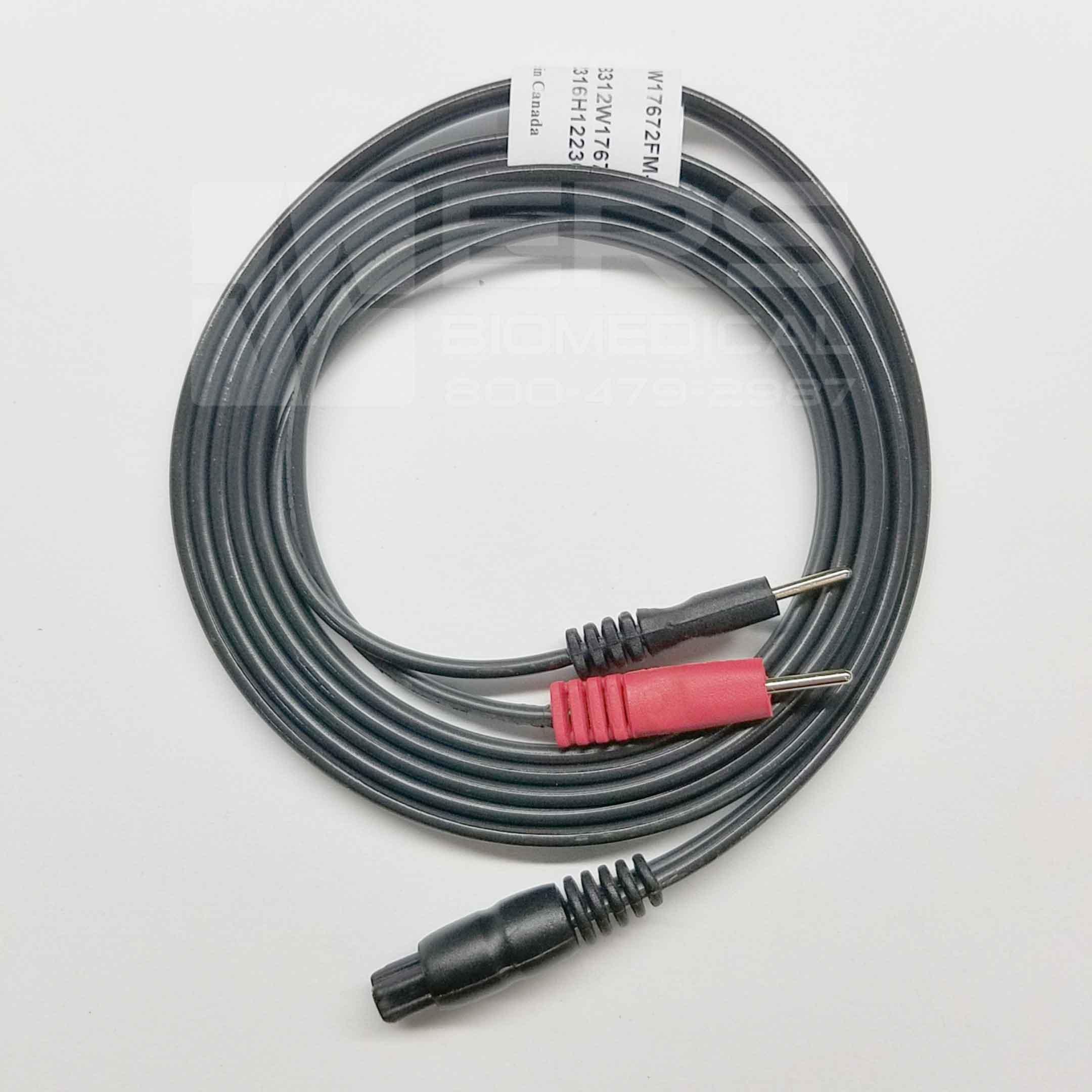 Chatt Lead Wire XT Style Channel 2 Gry