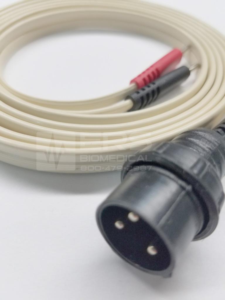 3-Pin Amphenol Blk to Dual Pins 2-3 72\