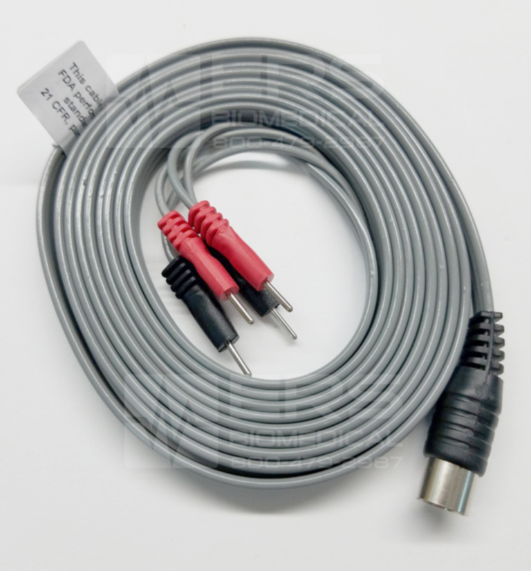 Din 4 pin to 4 pins 120\