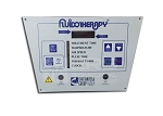 Faceplate and digital circuit board For Fluidotherapy 115D - complete