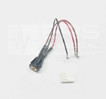 Chatt DTS Jack, Patient Switch, with open conn, fits 48040