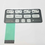 Membrane Switch Chatt Legend Stim. (small) 78217