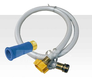 Drain hose and bib for Hydrocollator 48""