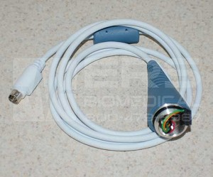 Chatt Genisys Cable, Replacement, app Assy Blue