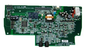 Chatt Transport Channel 2 PCB Stim board