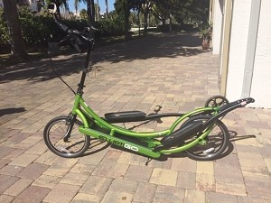 1 ElliptiGO 8C Bike
