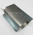Heat Shield, Tunnel For Fluidotherapy Model 110