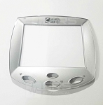 Bezel Face plate for Triton Traction (Gray Logo) 47862